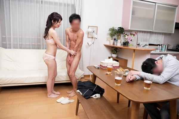 桜井彩 スレンダー美巨乳美女のセックス画像88枚のd014枚目