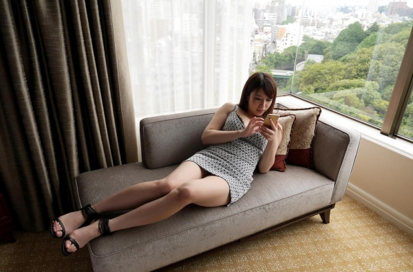 むっちり巨乳美女佐野あおい濃密セックス画像93枚の27枚目