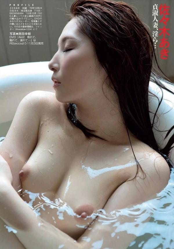 佐々木あき全裸画像 美しい人妻フルヌード60枚の07枚目