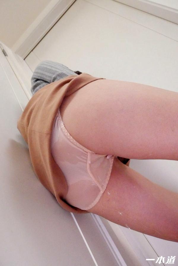 奥村沙織(佐々木優奈)美熟女の恥じらいのお漏らしエロ画像62枚のa013枚目