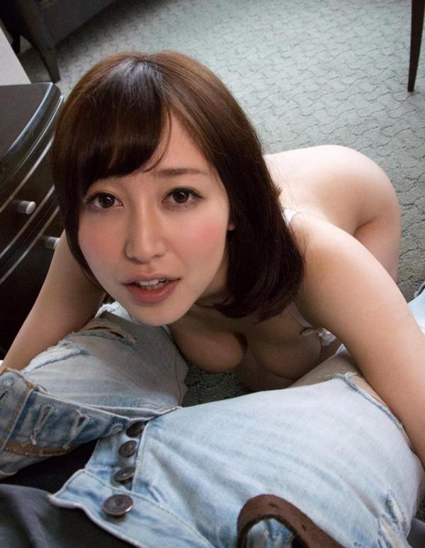 篠田ゆう たわわな巨乳の美女ハメ撮り画像90枚の044枚目