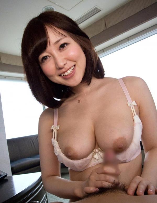 篠田ゆう たわわな巨乳の美女ハメ撮り画像90枚の045枚目