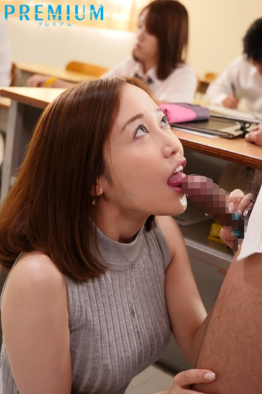 ジュル舐め連射フェラで篠田ゆうさん精子まみれエロ画像36枚のc07枚目