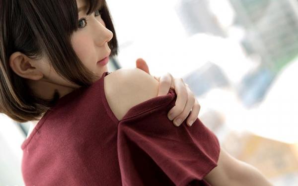 篠崎みお ピンク乳首の微乳スレンダー娘エロ画像80枚の046枚目