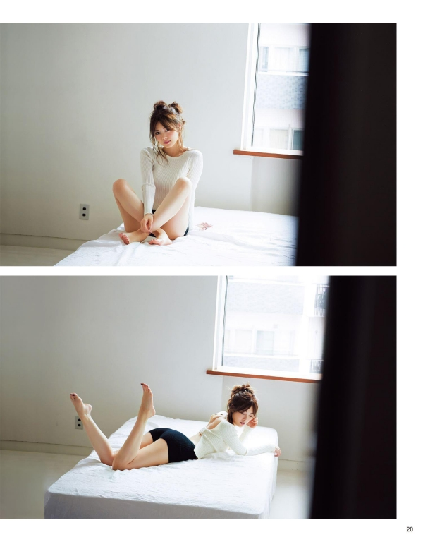 白石麻衣の水着姿と生田絵梨花いくまい仲良しツーショット画像50枚の104番
