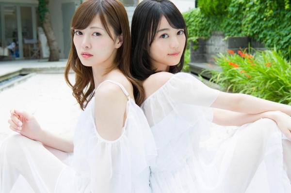 白石麻衣の水着姿と生田絵梨花いくまい仲良しツーショット画像50枚の407番