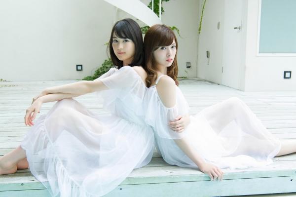 白石麻衣の水着姿と生田絵梨花いくまい仲良しツーショット画像50枚の417番