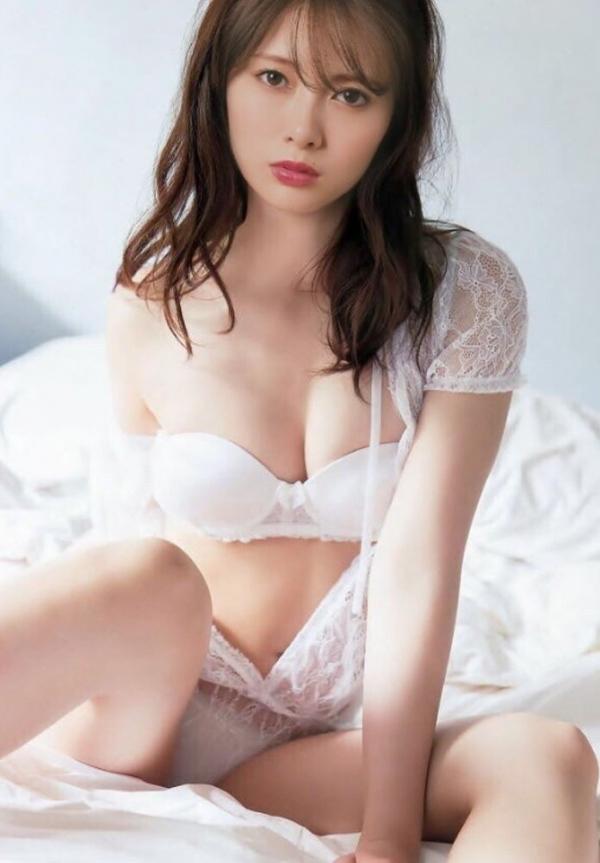 白石麻衣の水着姿と生田絵梨花いくまい仲良しツーショット画像50枚の431番