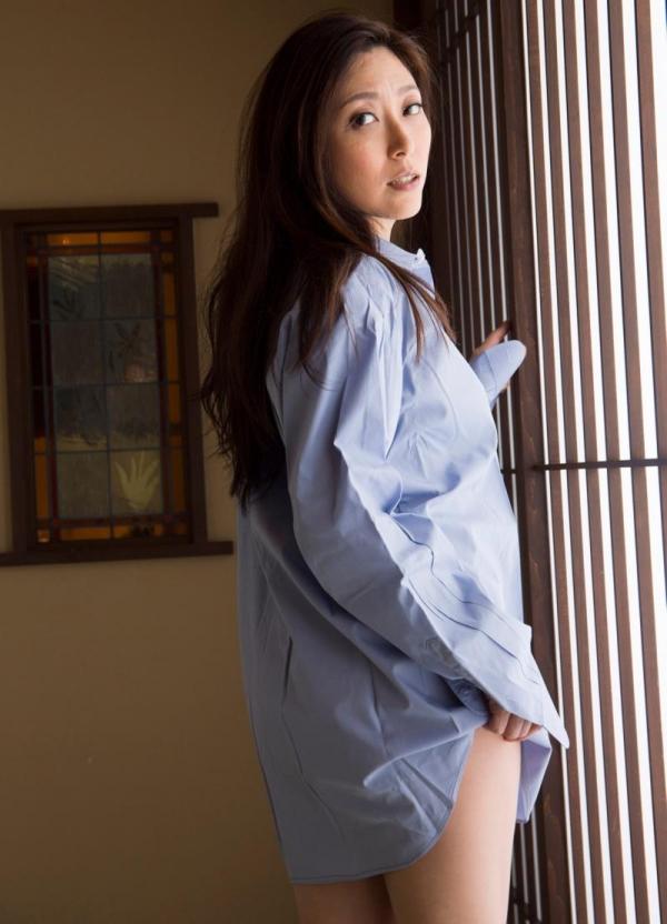 四十路の美熟女 白木優子むっちりヌード画像65枚の001枚目