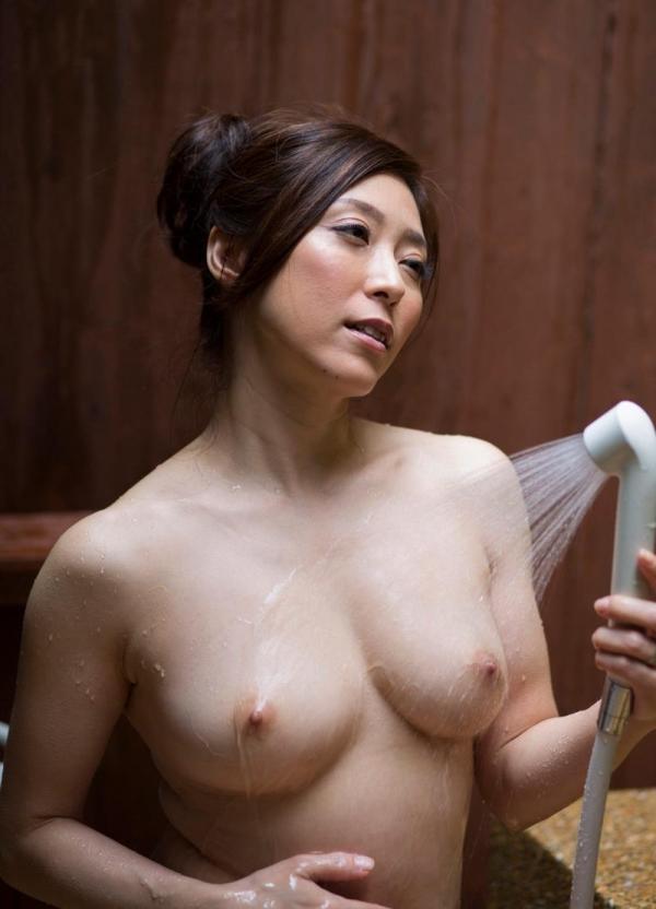 四十路の美熟女 白木優子むっちりヌード画像65枚の021枚目