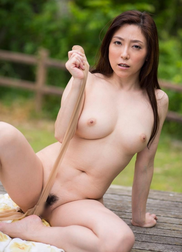 四十路の美熟女 白木優子むっちりヌード画像65枚の055枚目