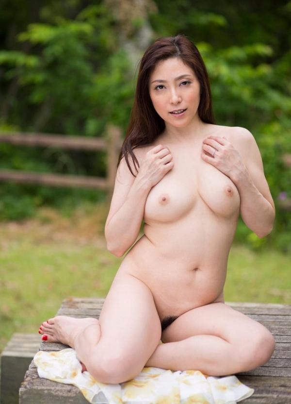四十路の美熟女 白木優子むっちりヌード画像65枚の056枚目