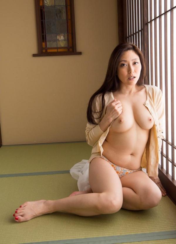 四十路の美熟女 白木優子むっちりヌード画像65枚の064枚目