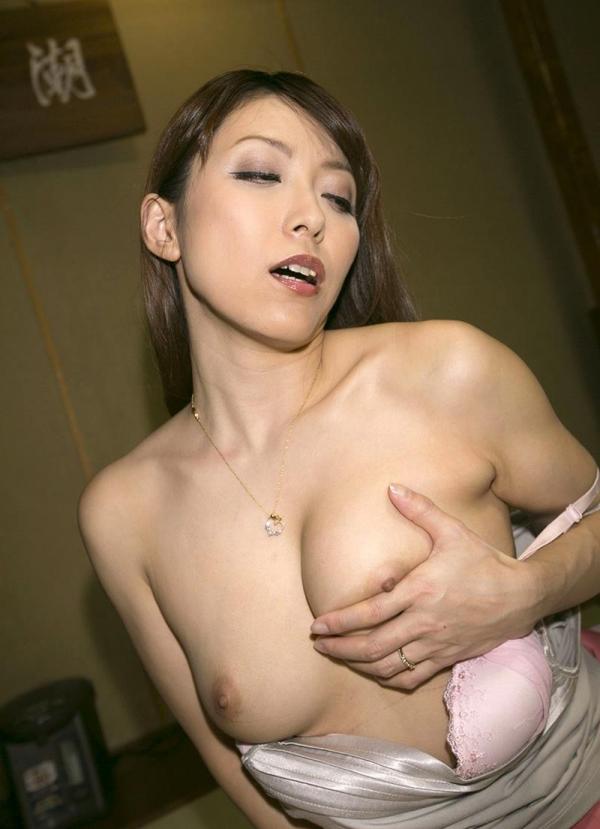 40代美熟女 白木優子 巨乳ボディエロ画像90枚のb59枚目