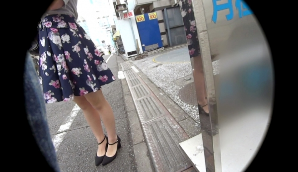 下着売り子 金欠女子大生エロ画像 使用済みパンツ即渡し!47枚のa005枚目