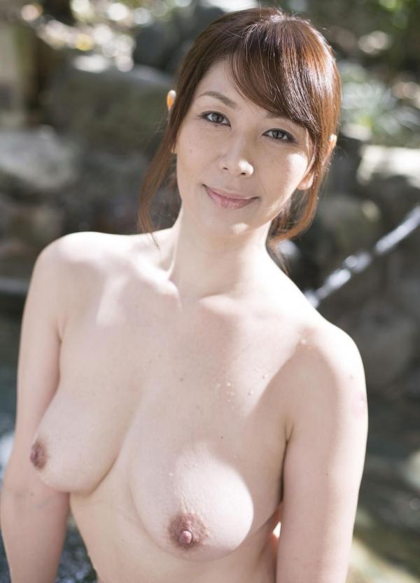 翔田千里 妖艶アラフィフ熟女ヌード画像150枚の1