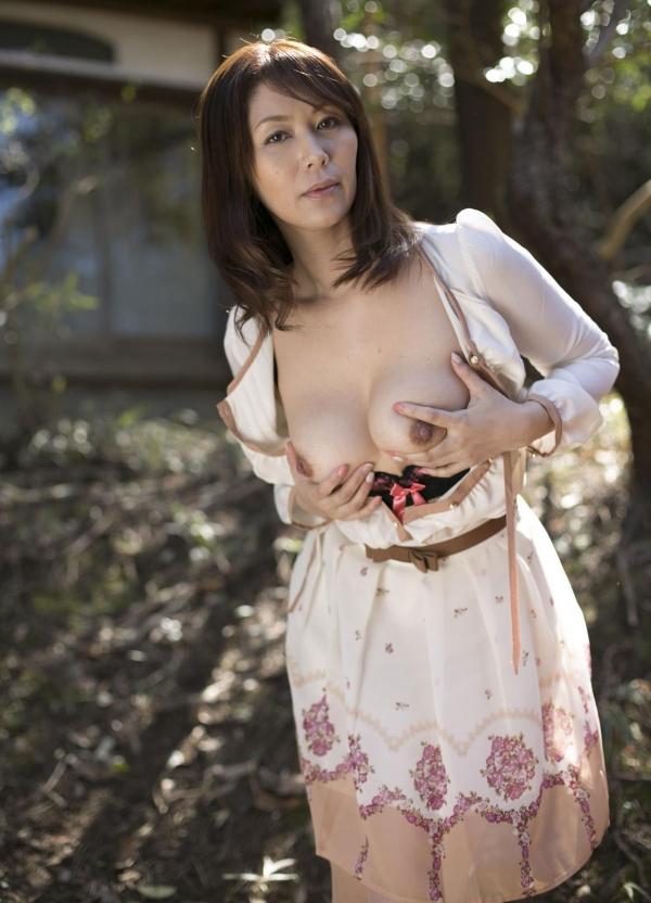 翔田千里 巨尻の年増熟女ヌード画像125枚の019枚目