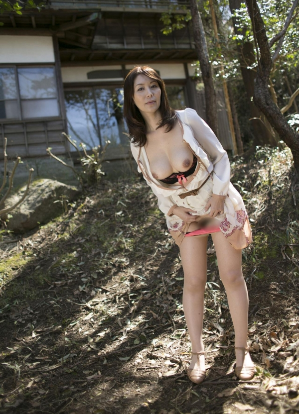 翔田千里 巨尻の年増熟女ヌード画像125枚の026枚目