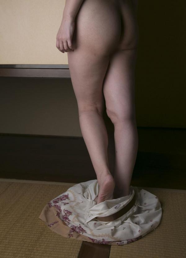 翔田千里 巨尻の年増熟女ヌード画像125枚の079枚目