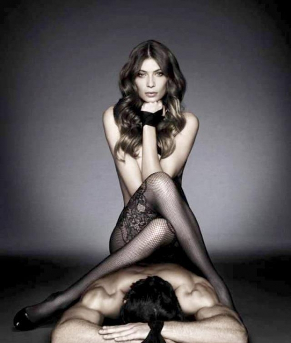 SMの女王様画像 ビンタされそうな強面の外国人美女50枚の18枚目