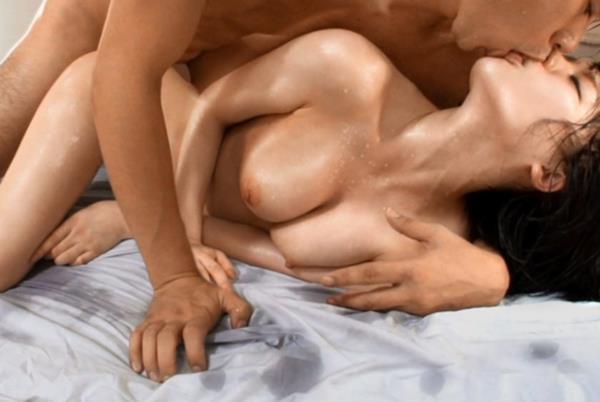側位(そくい)セックス画像 まったりと結合できる体位60枚の02枚目