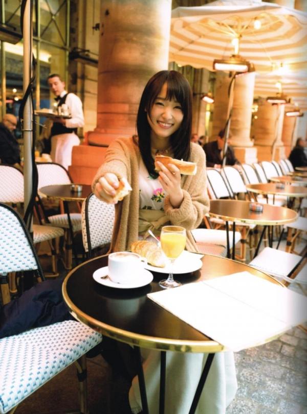 欅坂46の癒し代表 菅井友香 スレンダー美乳な水着画像31枚の19枚目