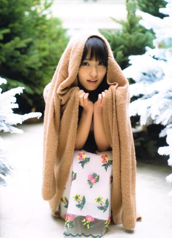 欅坂46の癒し代表 菅井友香 スレンダー美乳な水着画像31枚の20枚目
