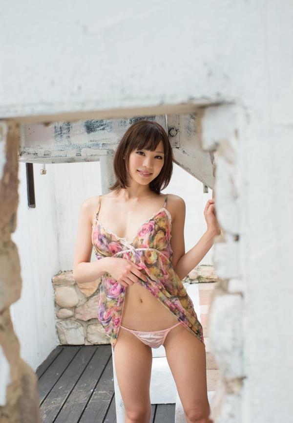 鈴村あいり ハッとする程美しいヌード画像150枚の 037番