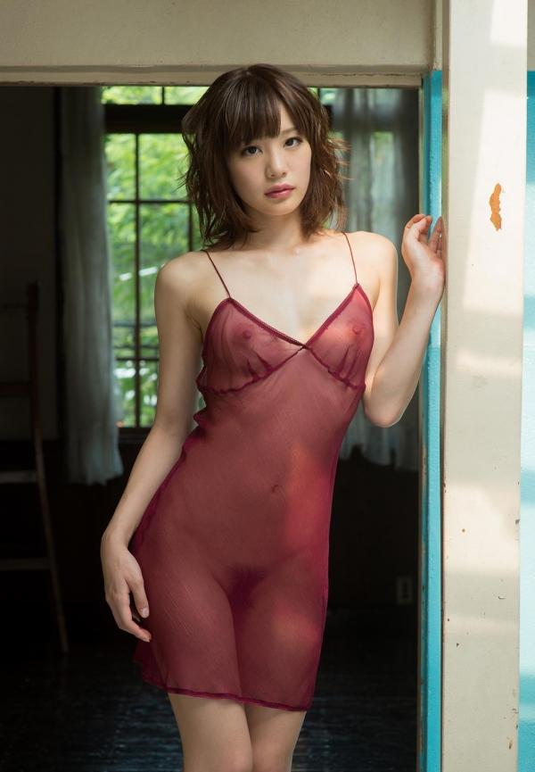 鈴村あいり ハッとする程美しいヌード画像150枚の 064番
