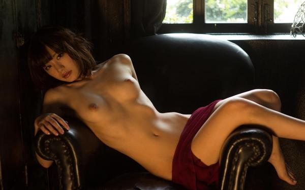鈴村あいり ハッとする程美しいヌード画像150枚の 079番