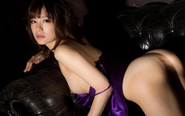 鈴村あいり ハッとする程美しいヌード画像150枚の 110番