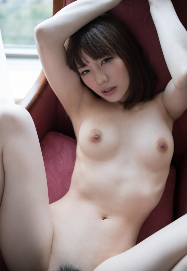 鈴村あいり ハッとする程美しいヌード画像150枚の 007番