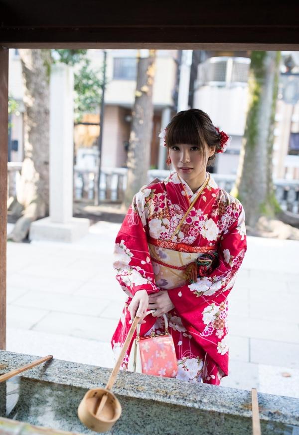 鈴村あいり 着物 エロ画像75枚の02枚目