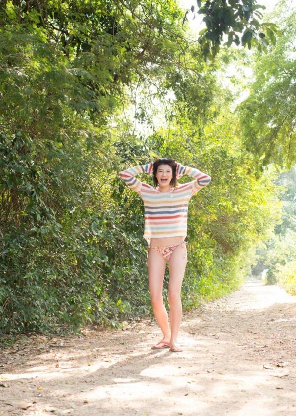 紀州のドンファン野崎幸助氏の元愛人モデルボクサー高野人母美(たかのともみ)の水着画像60枚の19枚目