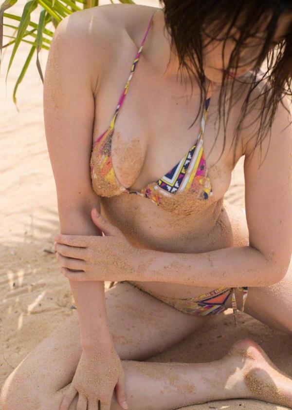 紀州のドンファン野崎幸助氏の元愛人モデルボクサー高野人母美(たかのともみ)の水着画像60枚の37枚目