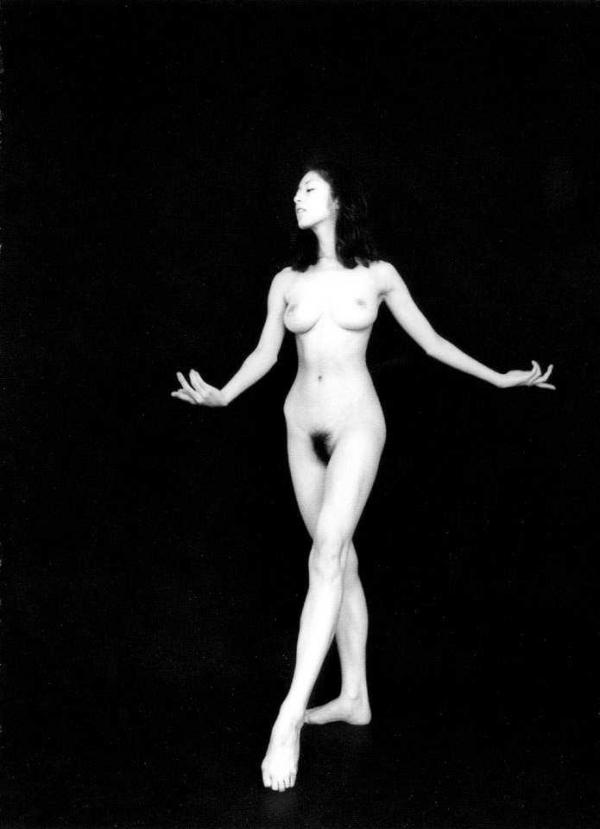 高岡早紀 奇跡のボディ 剛毛フルヌード画像102枚のb016