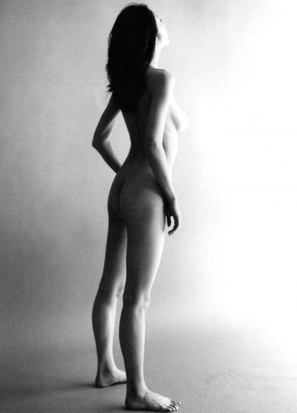高岡早紀 奇跡のボディ 剛毛フルヌード画像102枚のb022