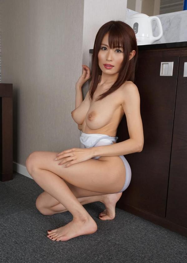 くびれ巨乳の美熟女高嶋ゆいかヌード画像100枚の077枚目