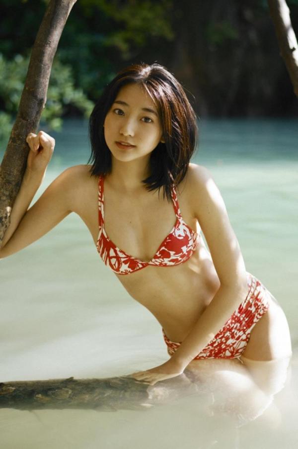 武田玲奈 水着の透ける素肌が大胆なセクシー画像100枚の046枚目
