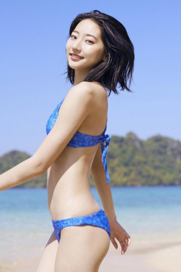 武田玲奈 水着の透ける素肌が大胆なセクシー画像100枚の2