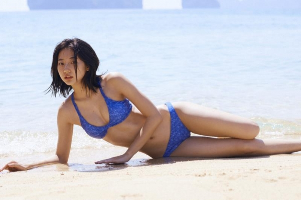 武田玲奈 水着の透ける素肌が大胆なセクシー画像100枚の059枚目