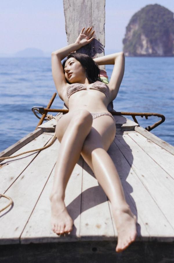 武田玲奈 水着の透ける素肌が大胆なセクシー画像100枚の062枚目