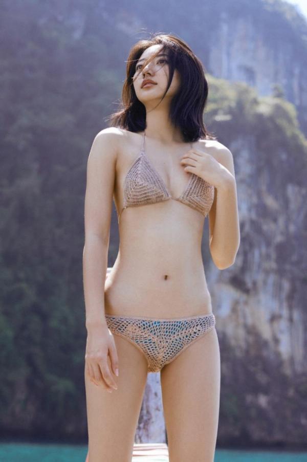 武田玲奈 水着の透ける素肌が大胆なセクシー画像100枚の065枚目