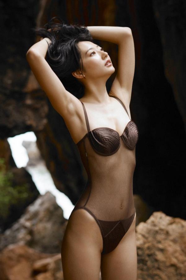 武田玲奈 水着の透ける素肌が大胆なセクシー画像100枚の080枚目