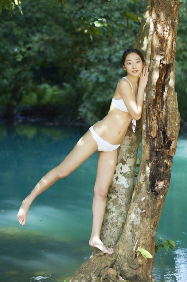 武田玲奈 水着の透ける素肌が大胆なセクシー画像100枚の084枚目