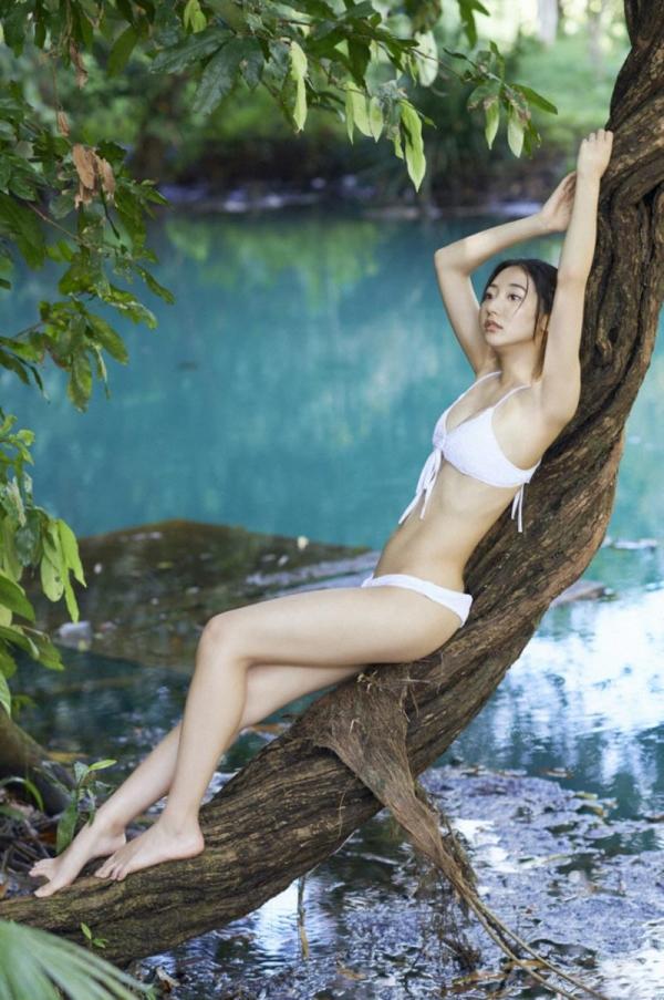 武田玲奈 水着の透ける素肌が大胆なセクシー画像100枚の087枚目