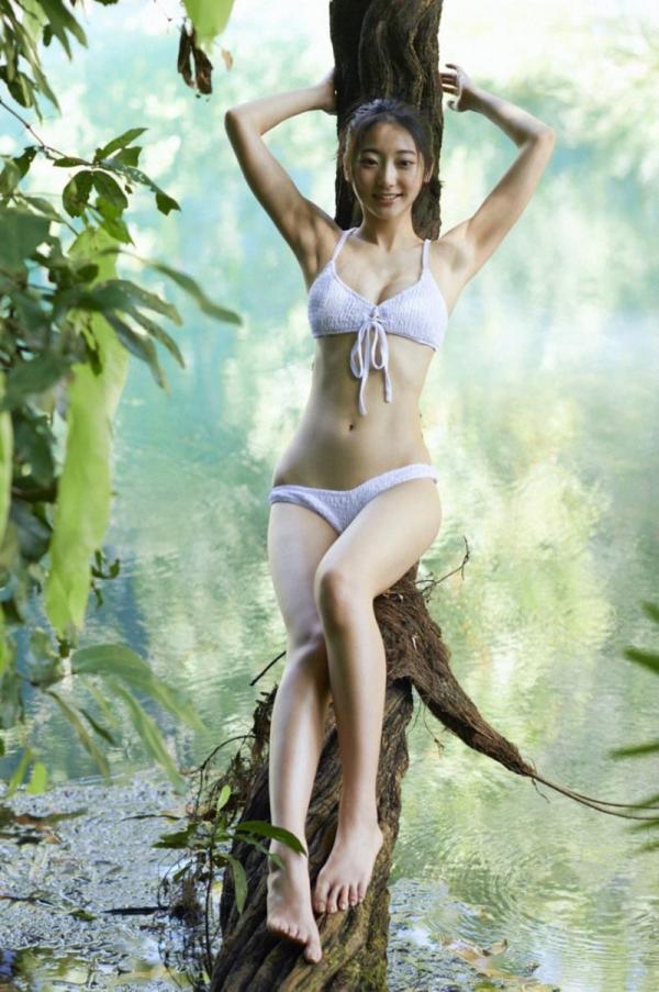 武田玲奈 水着の透ける素肌が大胆なセクシー画像100枚の088枚目