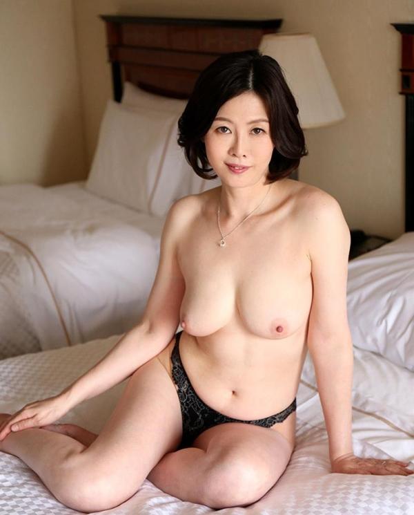 アラフィフ美熟女 竹内梨恵(水谷春菜) 綺麗なおばさんエロ画像77枚のa07枚目