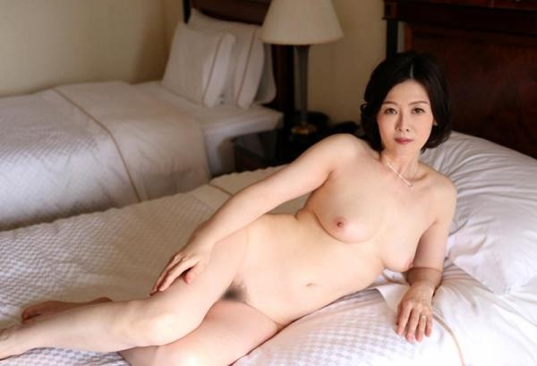 アラフィフ美熟女 竹内梨恵(水谷春菜) 綺麗なおばさんエロ画像77枚のa14枚目