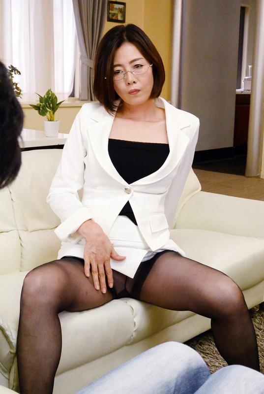 アラフィフ美熟女 竹内梨恵(水谷春菜) 綺麗なおばさんエロ画像77枚のc03枚目
